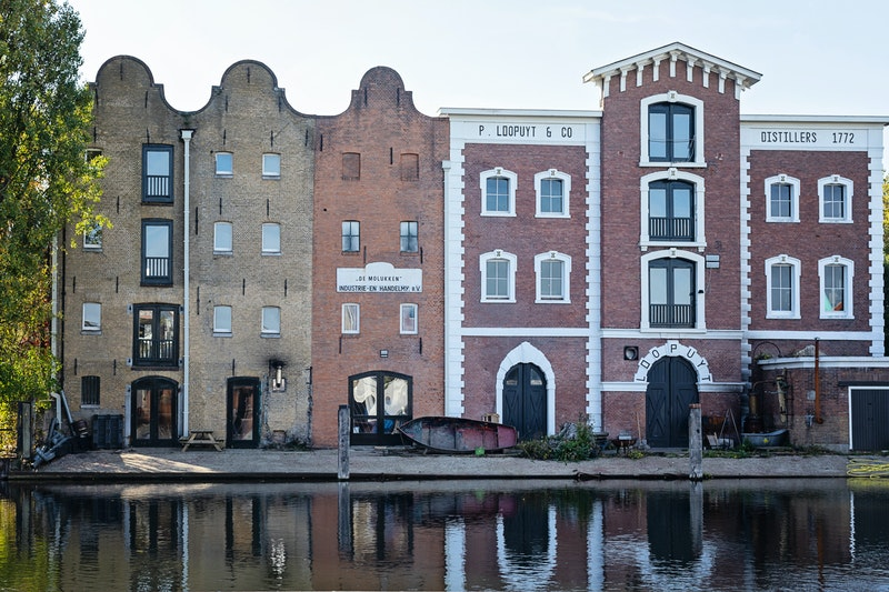 Locatie Schiedam